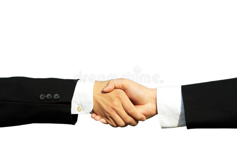 affärspartners arkivfoton
