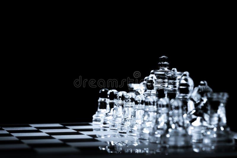 Aff?rsstrategi och konkurrens royaltyfri fotografi