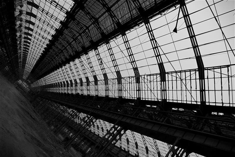 Affaiblissement industriel #03 photos libres de droits