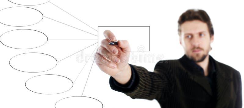 Affaire-plan photographie stock libre de droits