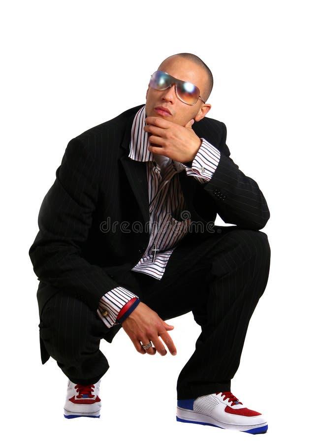 Affaires élégantes image stock