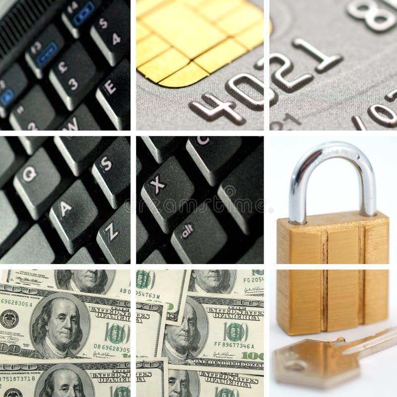 Affaires électroniques et d'Internet photos libres de droits