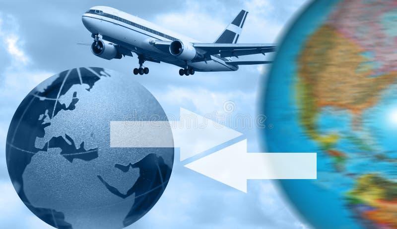 Affaires d'aviation images stock