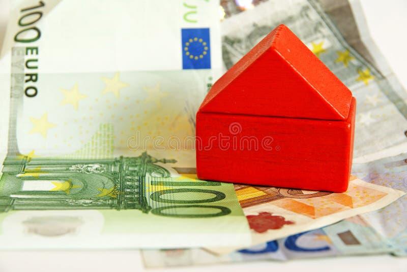 Affaires d'objet immobilier photo libre de droits