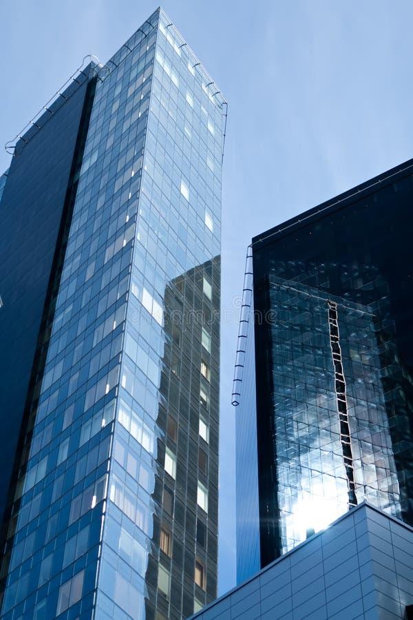 Affaires dans la ville photos stock