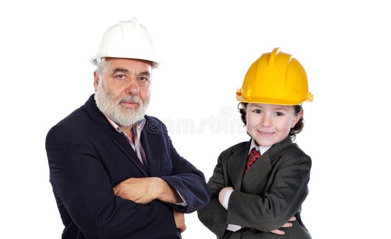Affaires de famille photo libre de droits