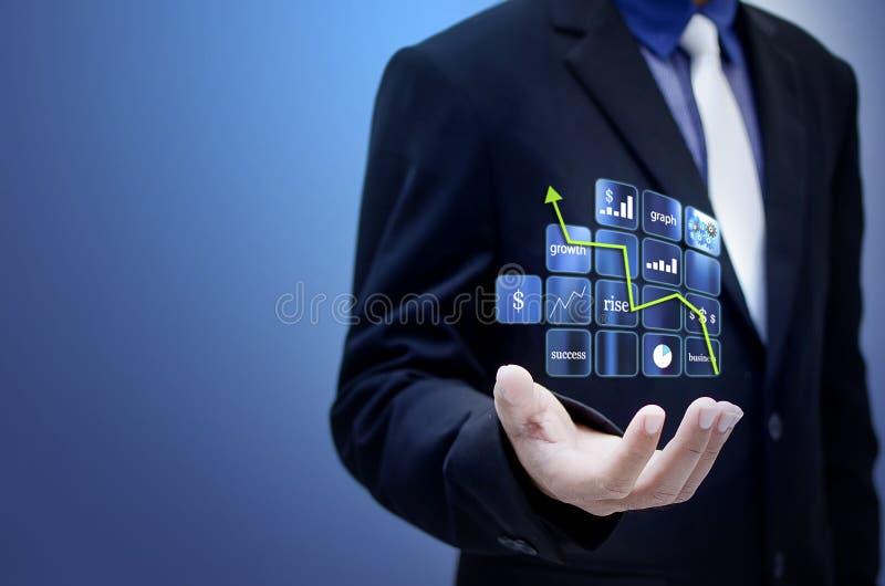 Affaires et technologie photo libre de droits