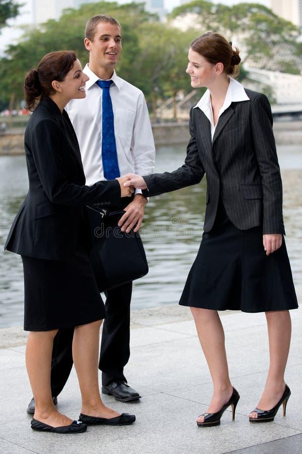 Affaires extérieures image stock