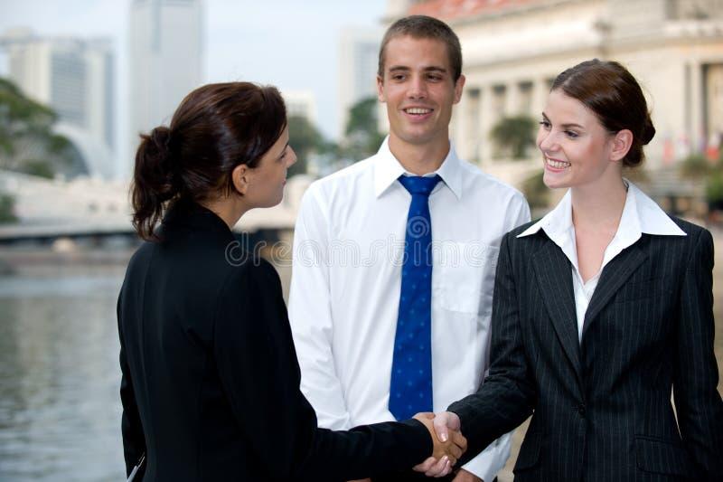Affaires extérieures photos stock