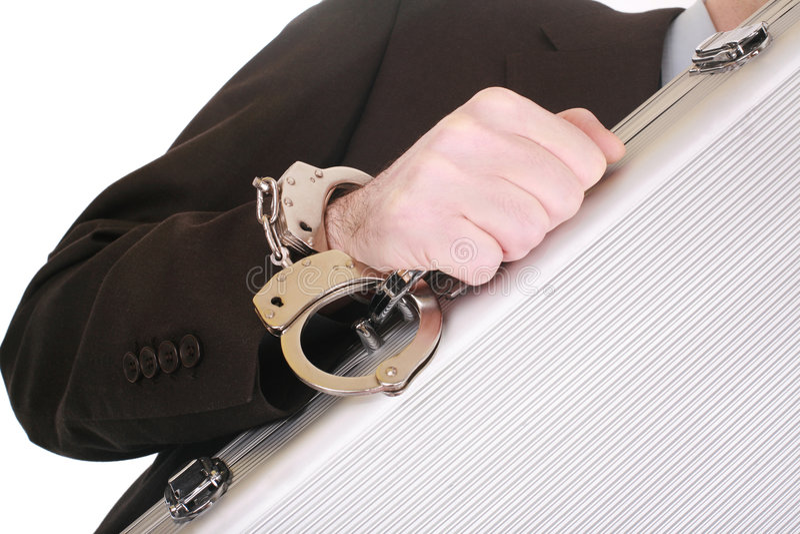 Affaires sûres images stock