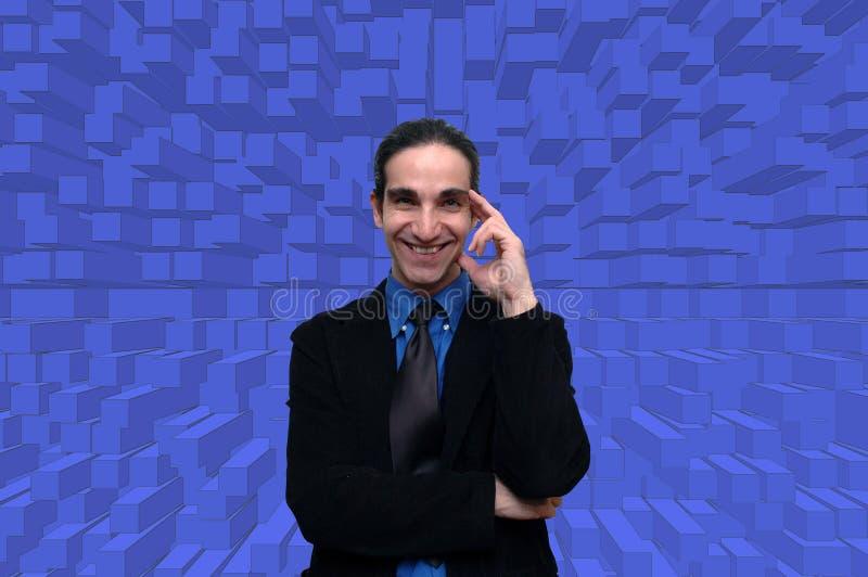 Affaires team-3 image libre de droits