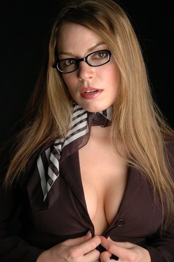 Affaires Woman-4 Photographie stock libre de droits