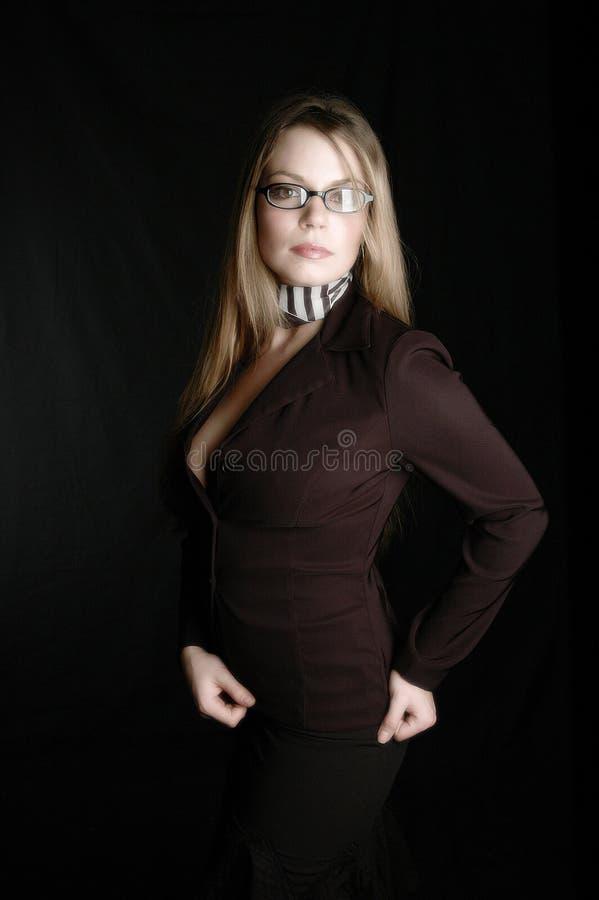 Download Affaires woman-8 image stock. Image du bureau, fille, occasionnel - 82711