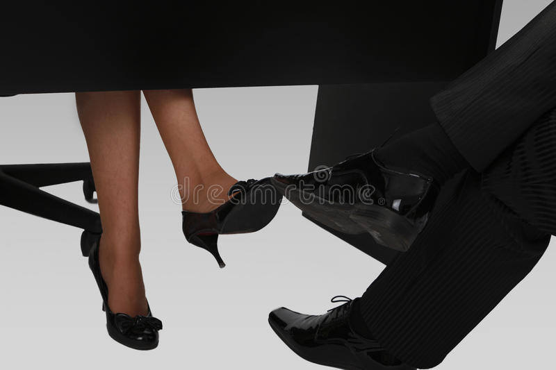 Download Affairs under the counter stock photo. Image of legs - 16021984