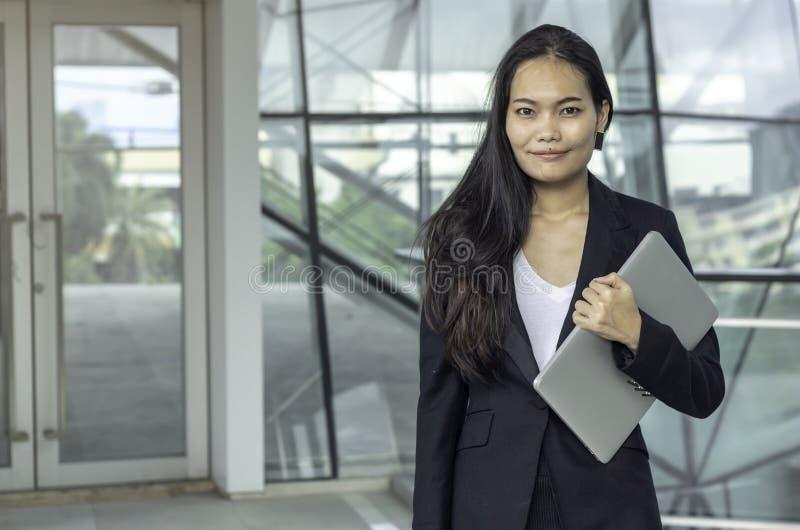 Affare, concetto, la gente, asiatico, femminile fotografia stock libera da diritti