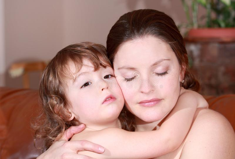 Download Affection stock image. Image of youth, love, child, mother - 28916803