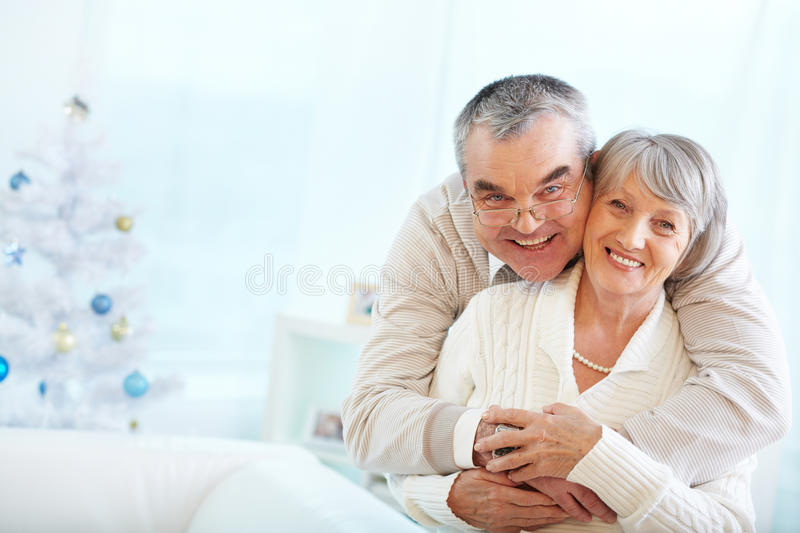 Download Affectionate seniors stock image. Image of couple, lifestyle - 34640735