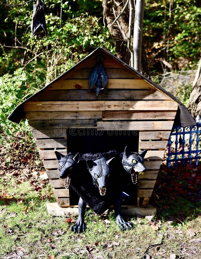 Affichage 1 de Halloween photos stock