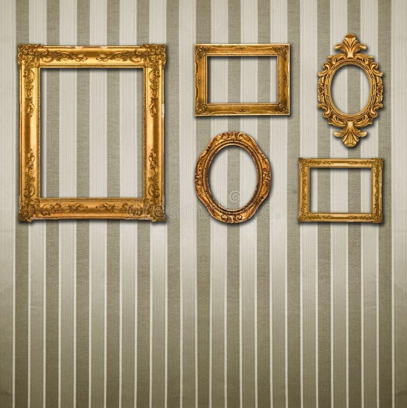 Affichage de rampe photographie stock