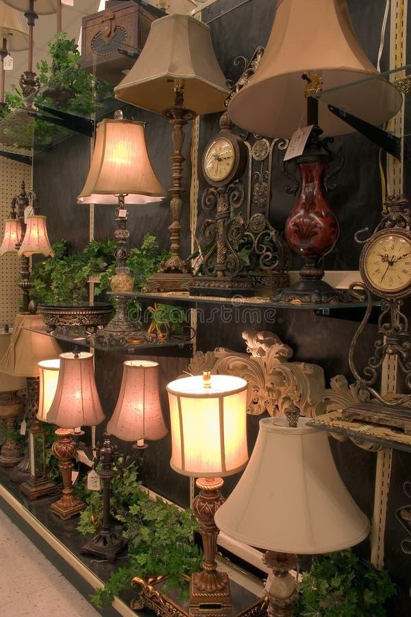 Affichage des lumières 1 image libre de droits