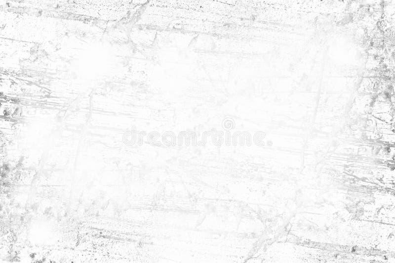 Affiche âgée par blanc photographie stock libre de droits
