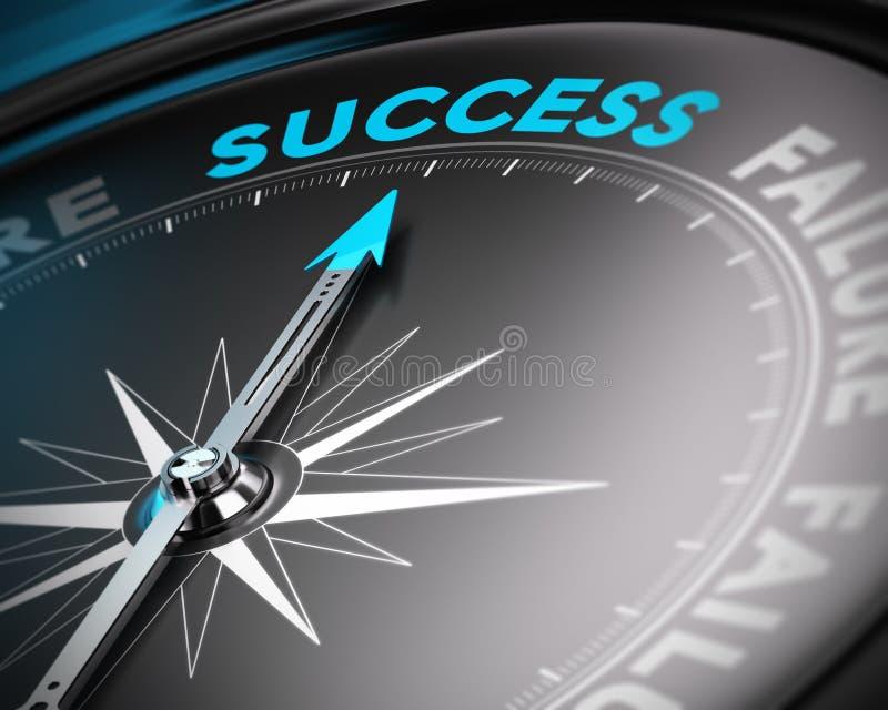 Affiche de motivation, photo de motivation illustration libre de droits