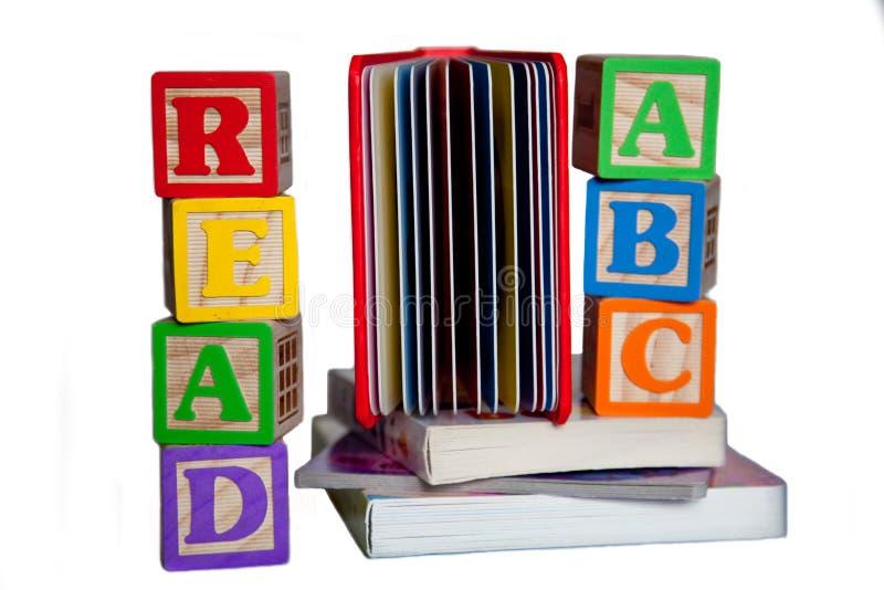 Affichez les livres photos libres de droits