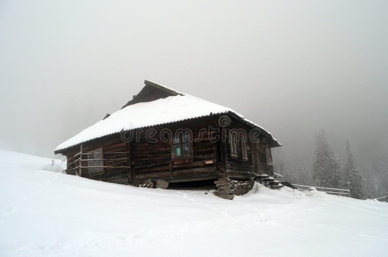 Affitti di vacanza della montagna fotografie stock libere da diritti