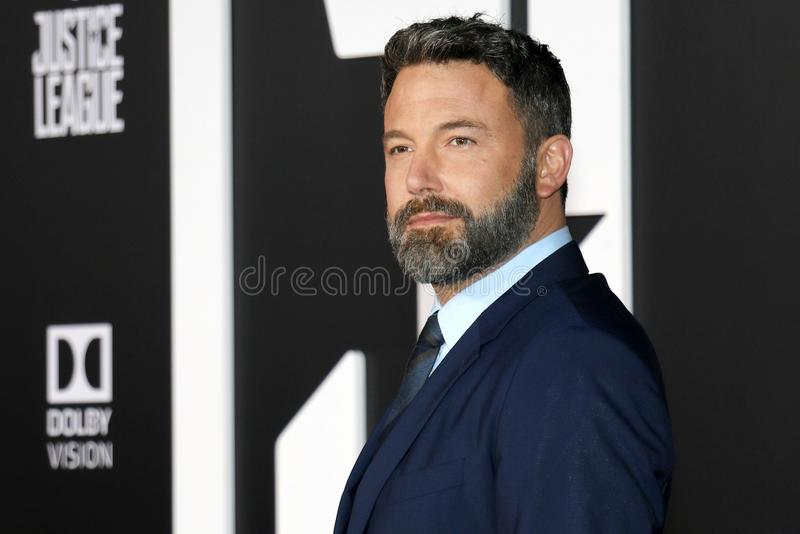 Download Affleck ben редакционное стоковое фото. изображение насчитывающей торжественный - 103840963