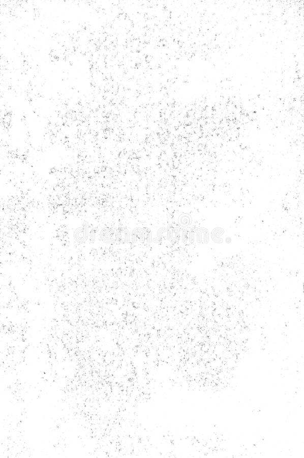 Affligga la vecchia struttura incrinata del muro di cemento illustrazione vettoriale