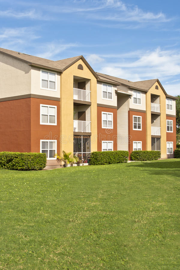 Download Affordable Condominiums stock photo. Image of photography - 21283052