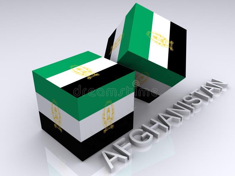 Afghanistan vector illustratie