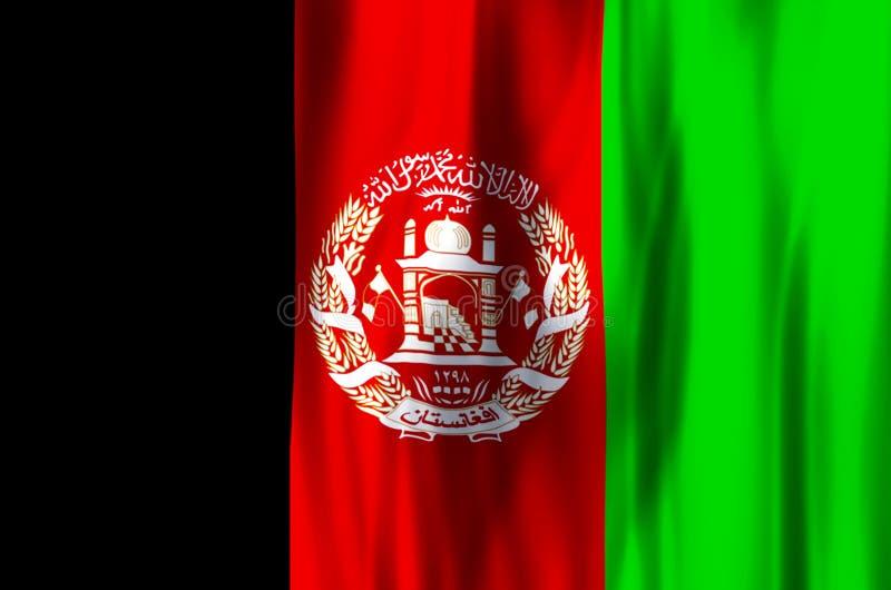 afghanistan royalty-vrije illustratie