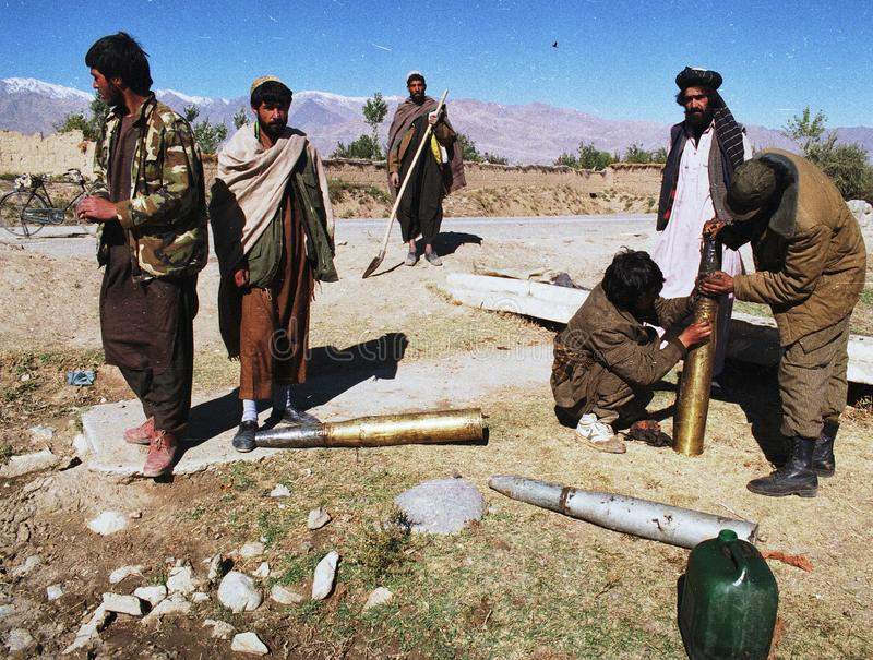 afghanistan stockfotografie