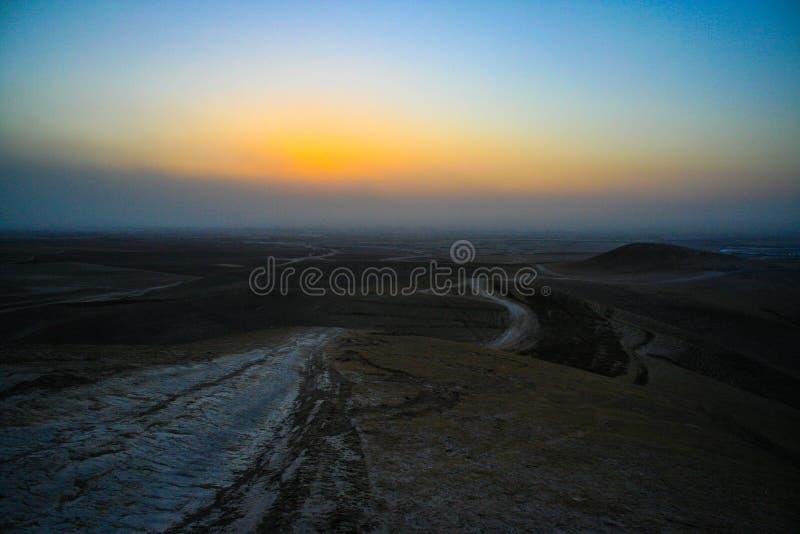 Afghanistan-Leben und -landschaft stockfotos