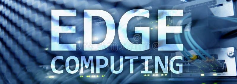 AFILE la computación, Internet y el concepto moderno de la tecnología en fondo moderno del sitio del servidor imagen de archivo libre de regalías