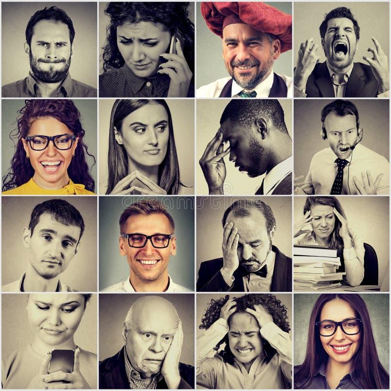 Afloramientos que se destacan personalidades fotografía de archivo libre de regalías