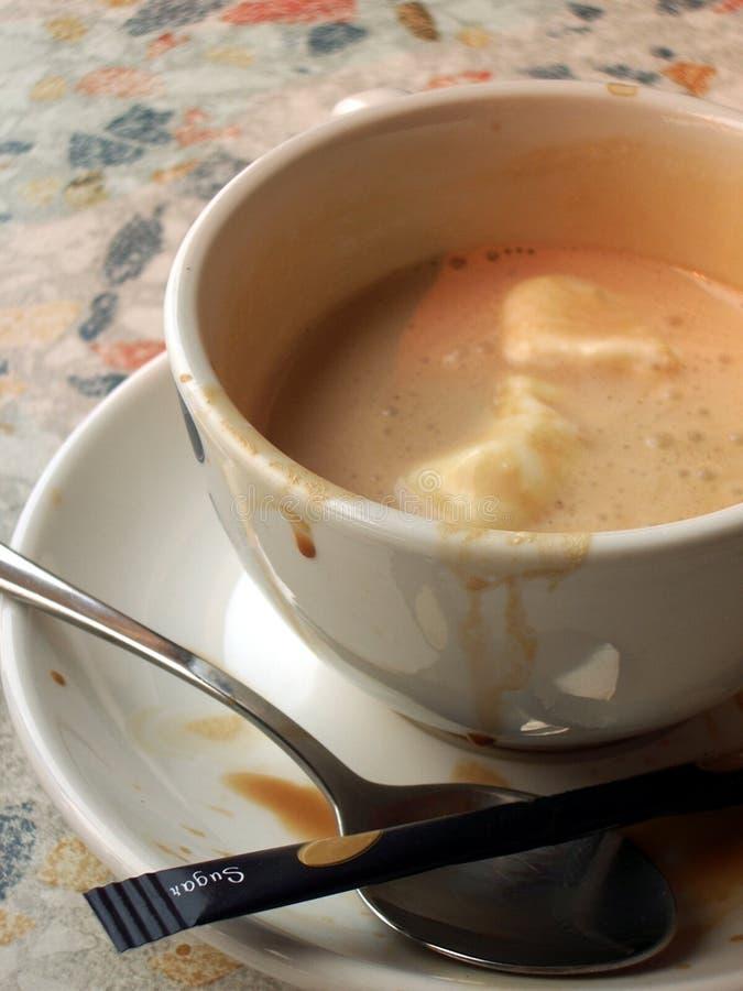 Download Afogato zdjęcie stock. Obraz złożonej z miarka, kawiarnia - 138260