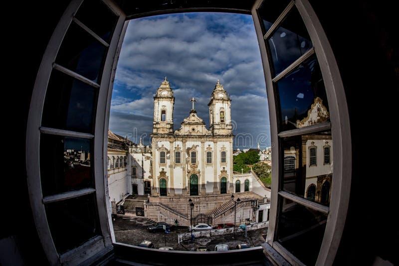 Afora janela του Carmo στοκ φωτογραφίες