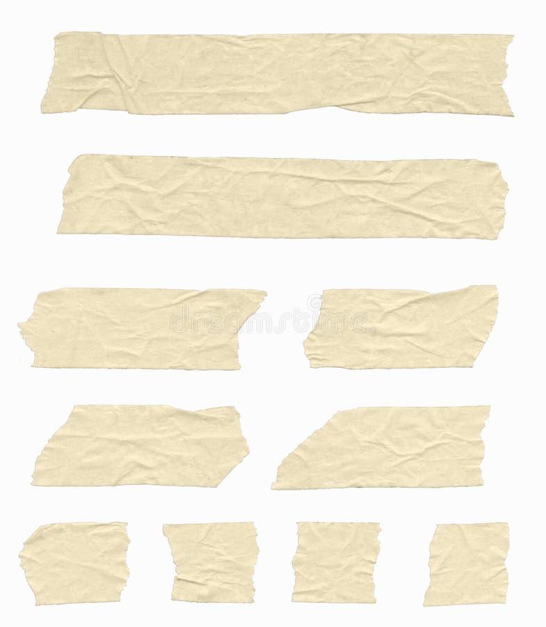 Afplakband stock afbeeldingen