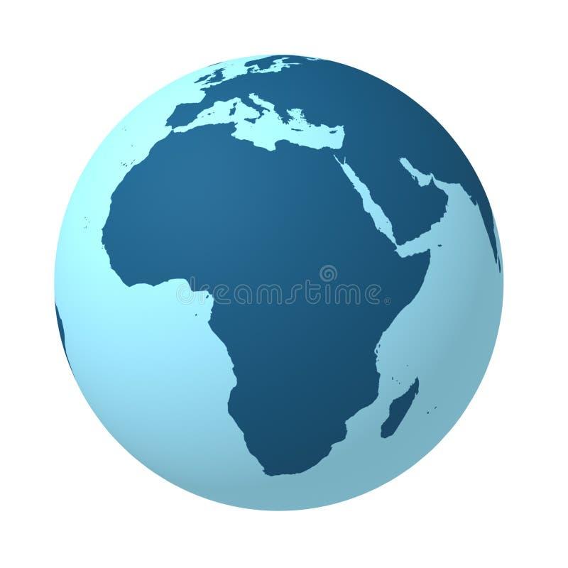 Download Africa stock illustration. Illustration of exile, earth - 10932975