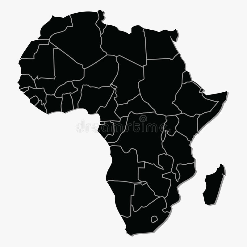 Africa vector illustration