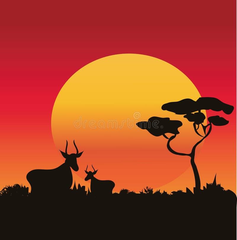 Download Africa stock vector. Image of alert, africas, dezign, body - 7499065