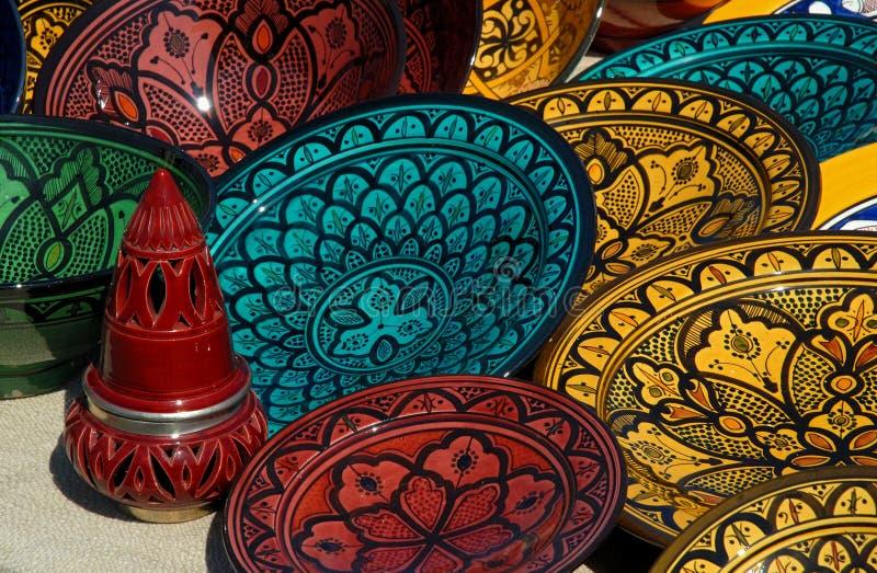 africa colors nord royaltyfria bilder