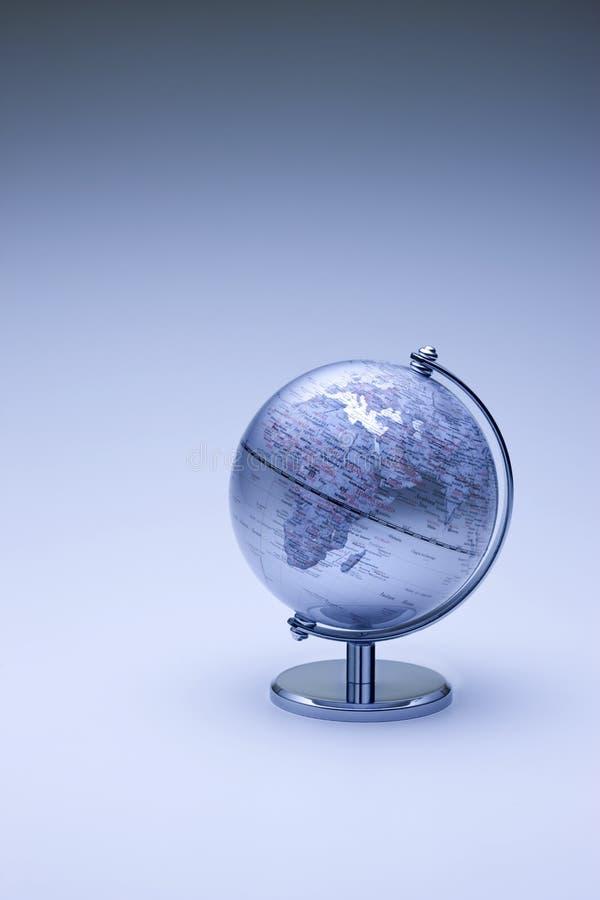 africa Europa jordklotvärld stock illustrationer