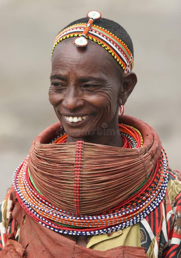 africa folk arkivbild