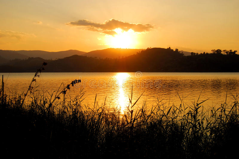 Download Africa Lake stock photo. Image of faith, hills, east - 12482042