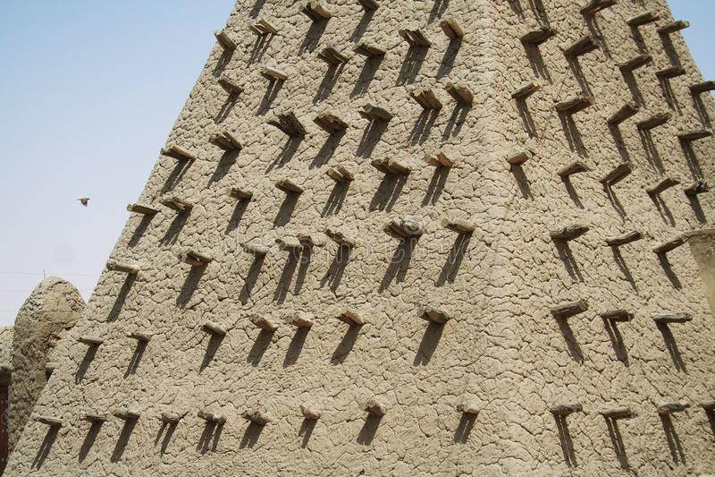 africa meczetu sankore zdjęcie stock