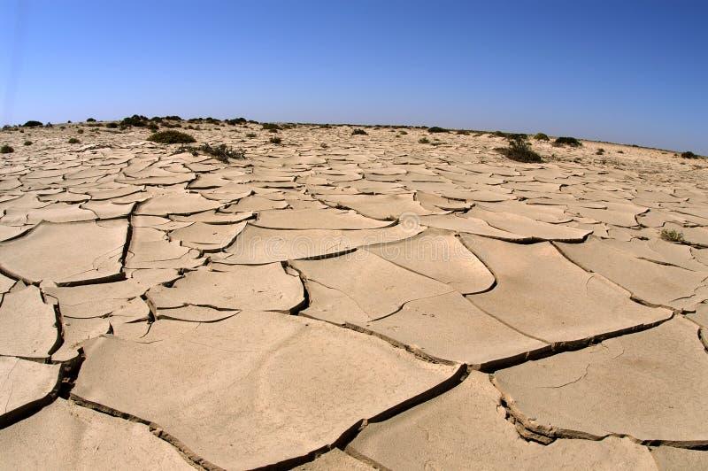 Africa minimal rainfall royalty free stock photography