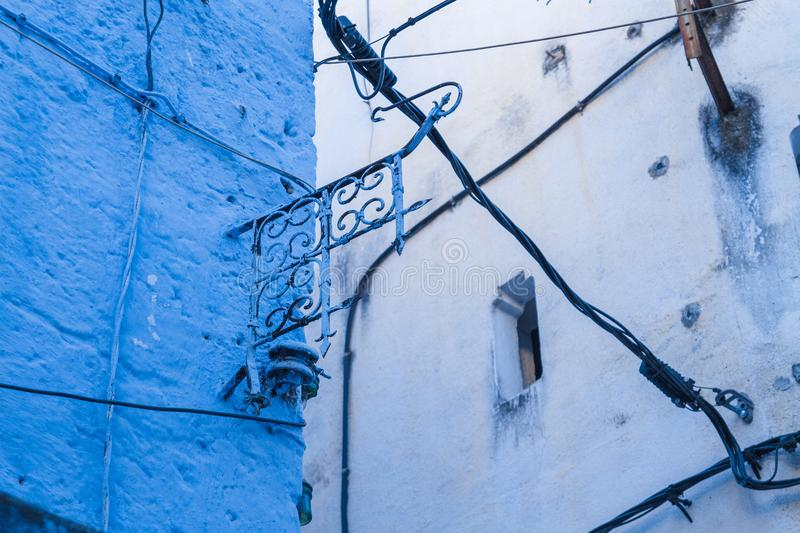Africa, Morocco, chefchaouen, Urban city and house. 2013. Africa, Morocco, chefchaouen, Old houses and buildings. 2013 Travel photo royalty free stock photo